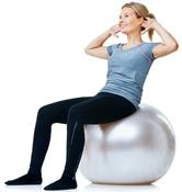 Fitness bold ← Gratis øvelser til fitness bolde!